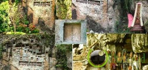 Kuburan ala Indonesia