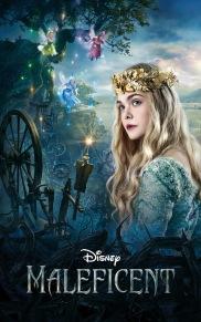Penampilan Putri Aurora dalam film 'MALEFICENT'.