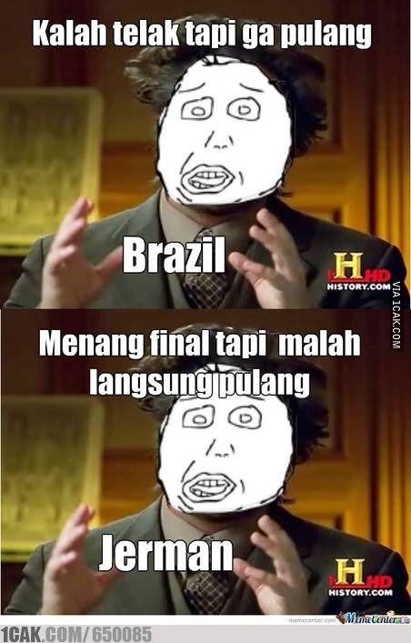meme lucu brazil